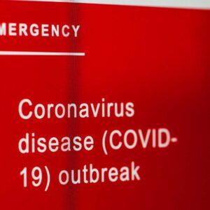 Corona Virus Message