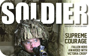 Birmingham Tattoo Soldier magazine