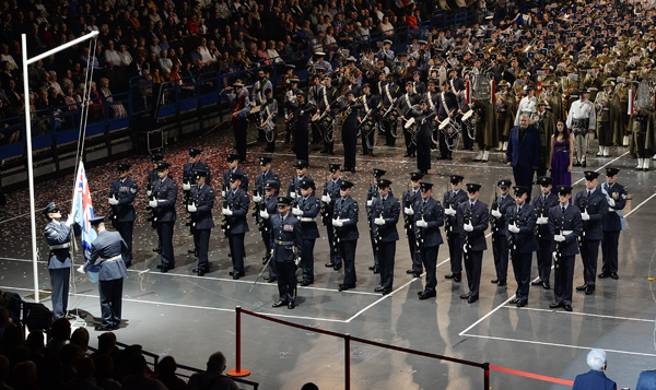 2021 Birmingham International Tattoo