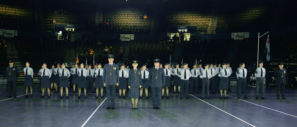 Cadets contribute to this year's fantastic Tattoo