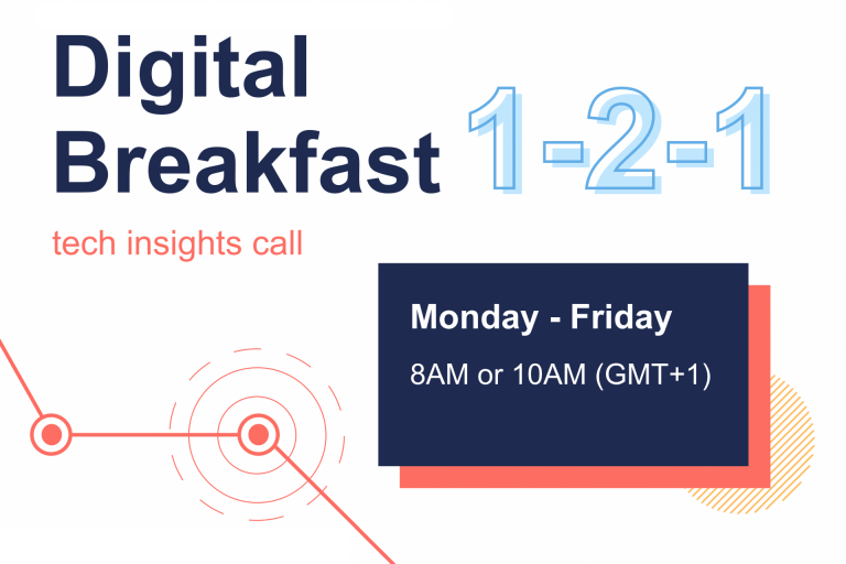 Digital Breakfast Calls to Support Companies in Adopting Digital Solutions