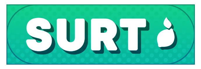 SURT GAMES Logo