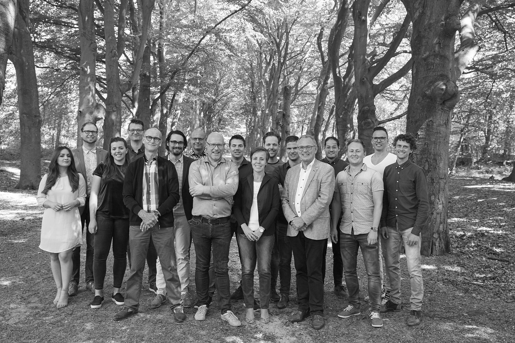 Teamfoto Hans Been Architecten BNA
