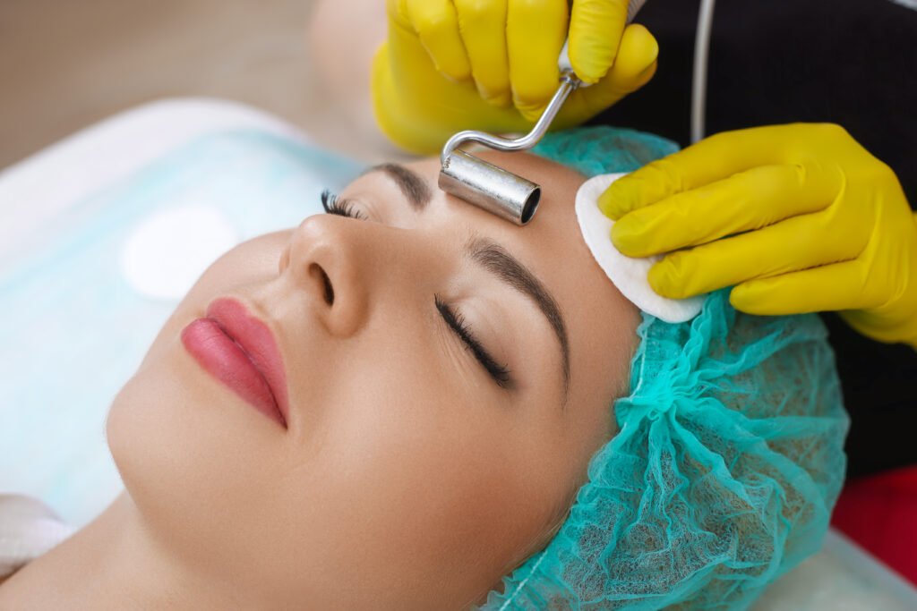 facial-electrotherapy-london