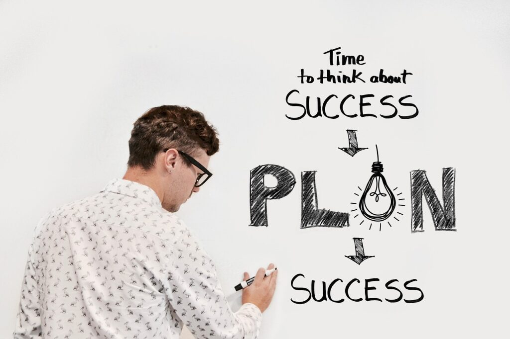 Marketing Plan to Success