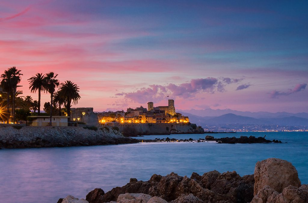 Local news & destination info for Antibes