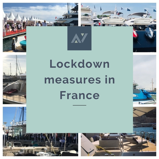 Lockdown measures in France from November 28