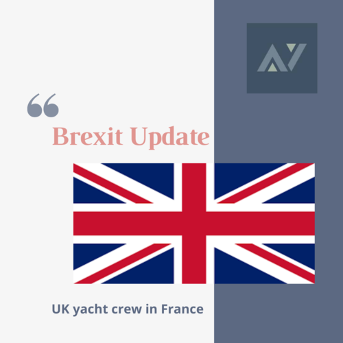 Brexit Update:  British Yacht Crew In France