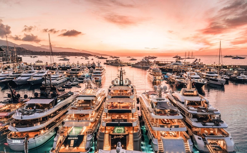 Ulysse Nardin announced as official sponsor of Monaco Yacht Show 2021