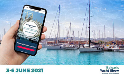 Antibes Yachting invited to be moderator at Balearic Yacht Show 2021