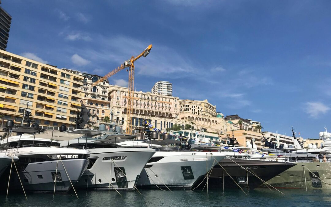 Monaco Yacht Show 2021 Review