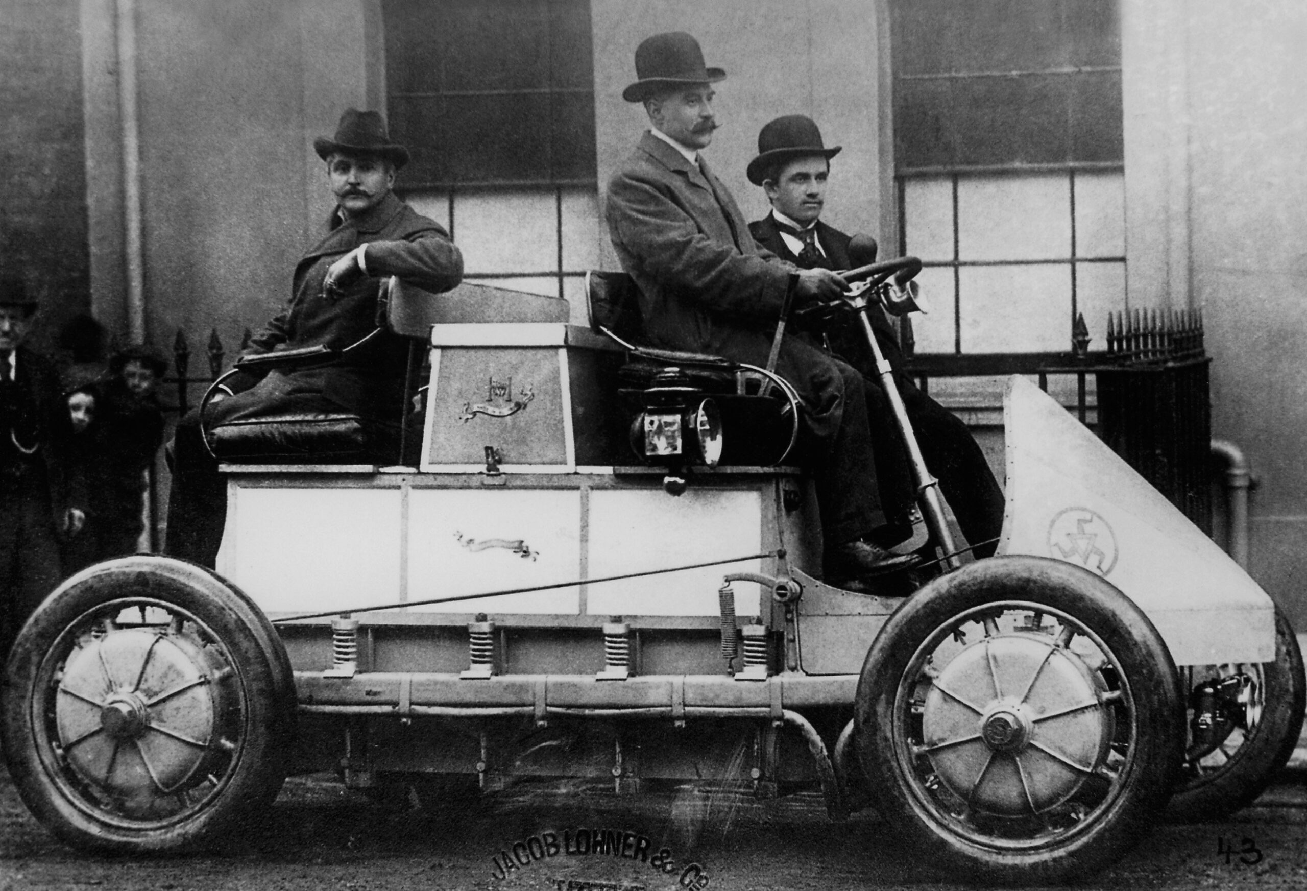 RBW Classic Electric Sports Cars | The History of Electric Cars