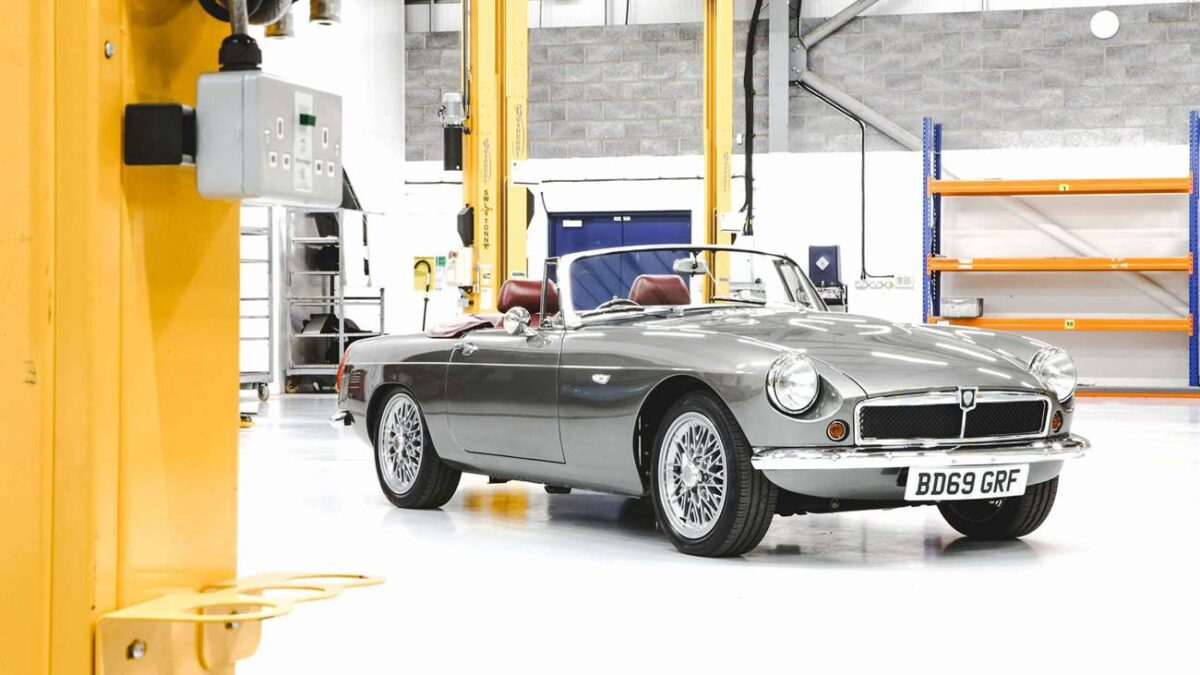 RBW's guide to electric vehicle jargon   RBW Classic Electric Cars