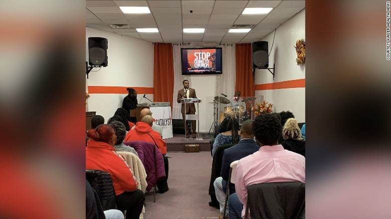 Black Churches Enlist Mental Health Professionals to the support the community on CNNHealth