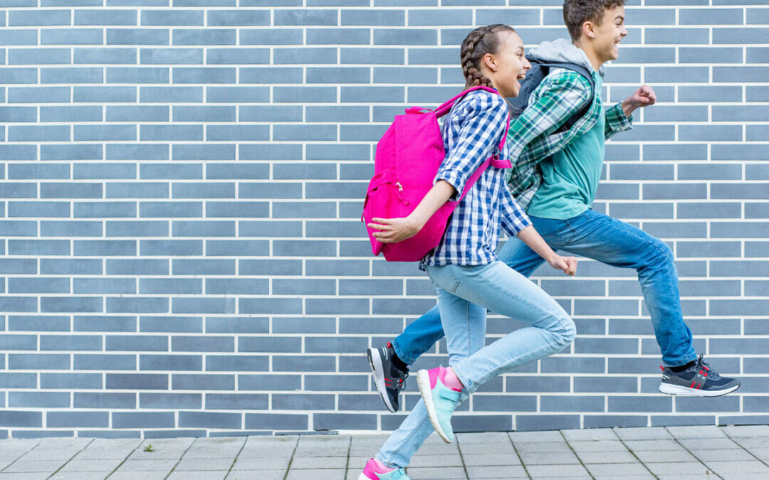 How to Help Kids Prepare to Go Back to School