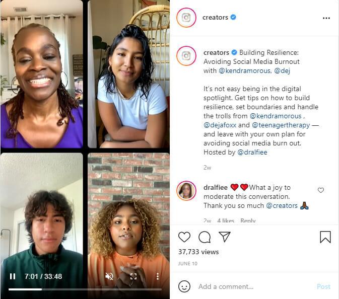 Building Resilience: Avoiding Social Media Burnout