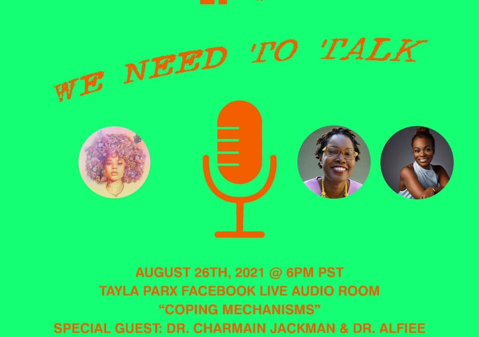 Facebook Live Audio Room with Tayla Parx