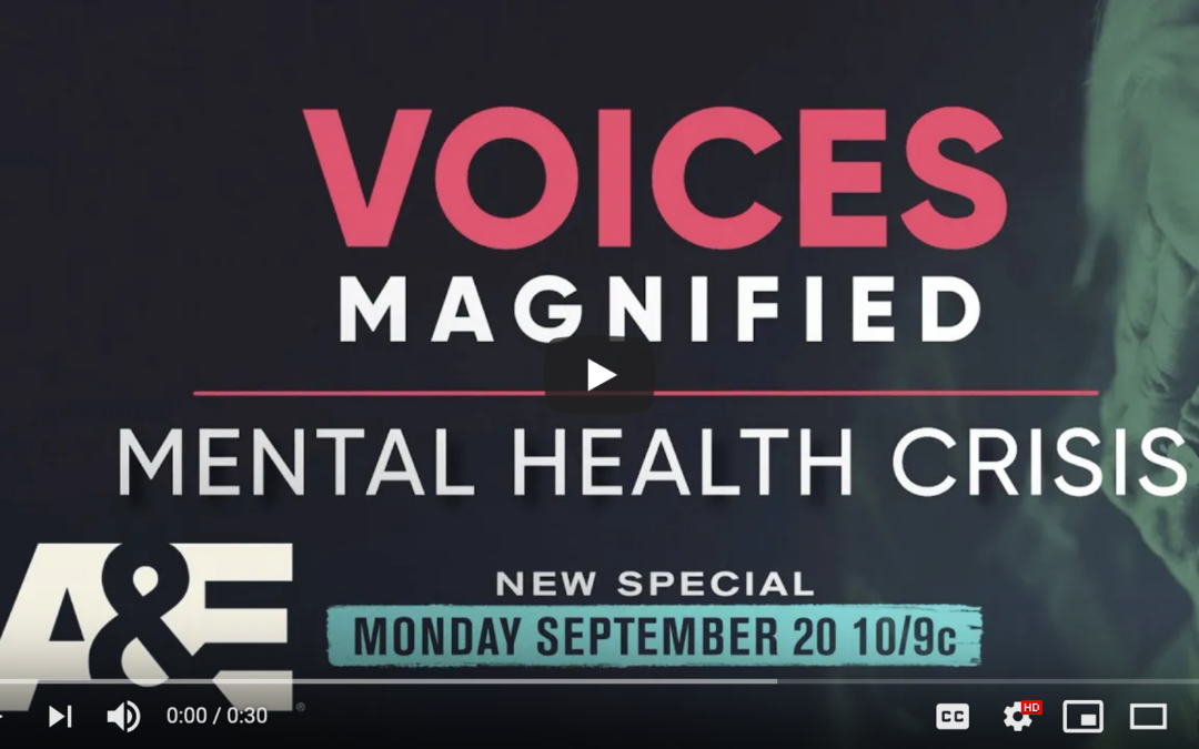Voices Magnified: Mental Health Crisis