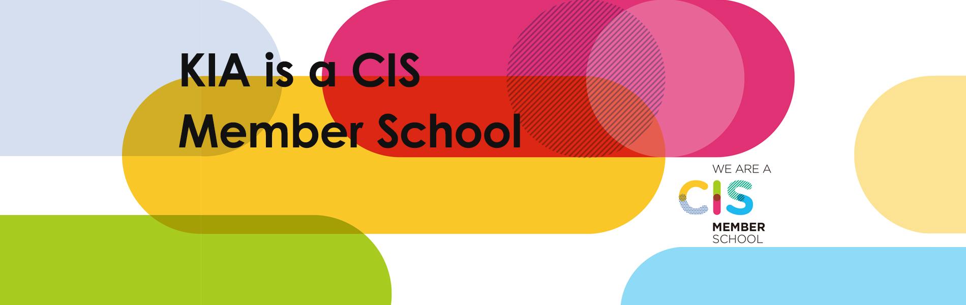KIA is a CIS Member School