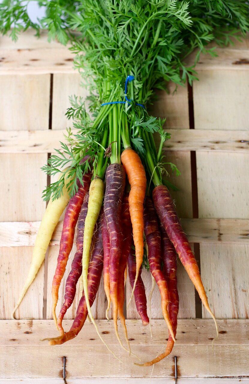 carrots, veg, vegetables