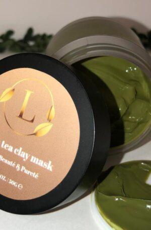 Green Tea Clay Face Mask