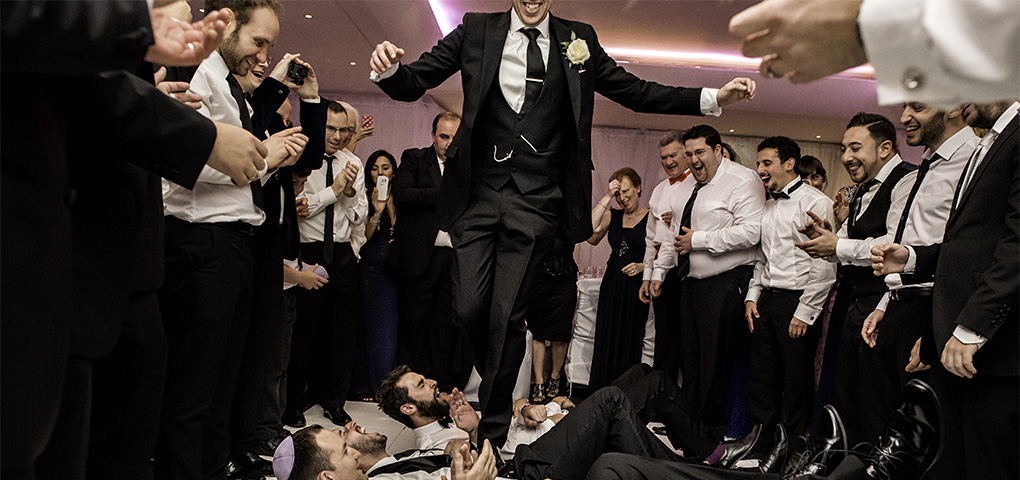 jewish wedding photography in london