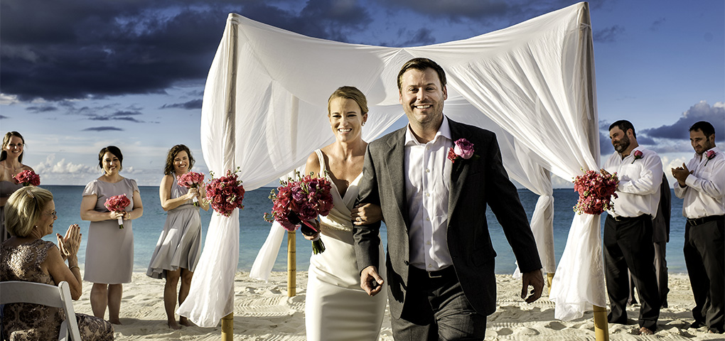 destination wedding in the turks and caicos islands