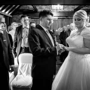morley hayes wedding ceremony