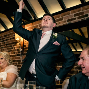 groom's speech at morley hayes