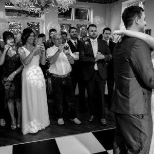 first dance at shottle hall