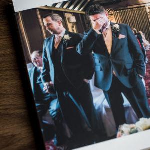 morley hayes wedding album groom
