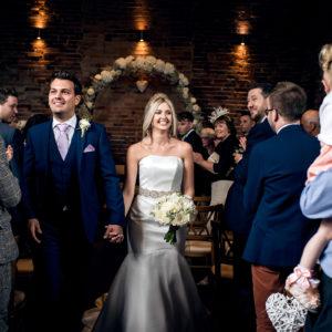 packington moor wedding ceremony