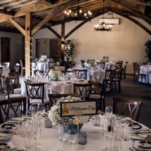 packington moor oat barn wedding ceremony