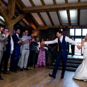 packington moor wedding reception