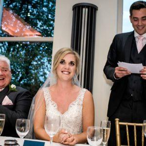 groom's speech at shottle hall