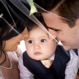 family portraits at weddings