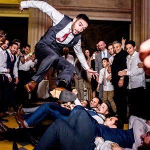 Israeli Dancing at Banking Hall London