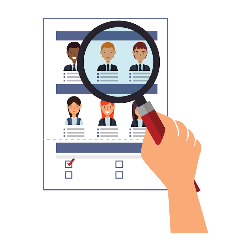 recruitment process#
