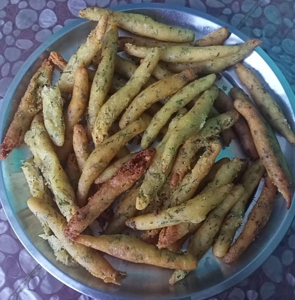 Kalanchoe pinnata (Lam.) Pers- Patharkhar (पथरखार), Patharchatta, Patharchur, parnabija