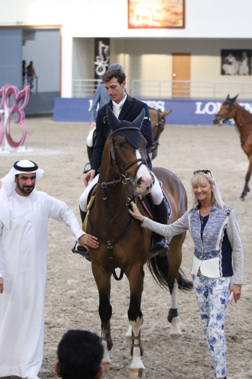 SERC Franciscus 1st 20 April 2017 Emirates Championships