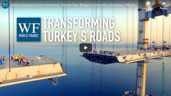 Osman Gazi Köprüsü İnşaat Anları