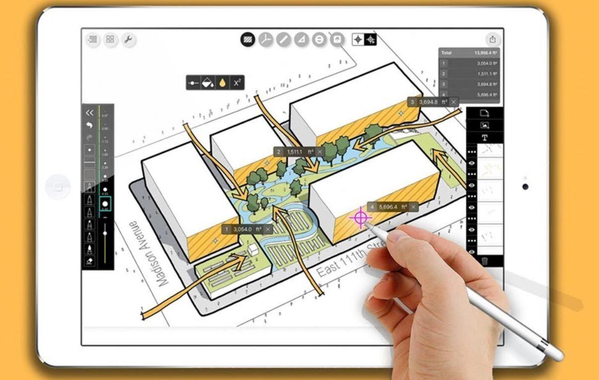 Mimarlar ve mühendisler için mobil uygulamalar