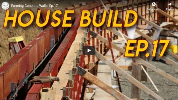 Beton Duvarlara Şekil Verilmesi