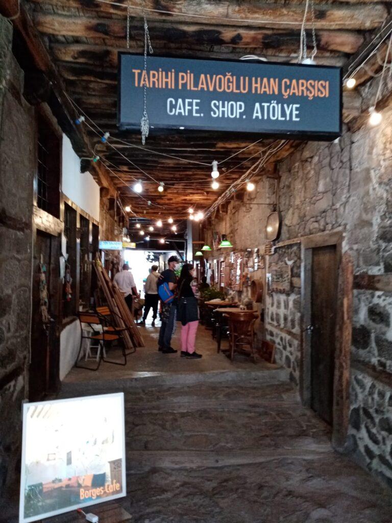 Ankara Kalesi Mimarisi