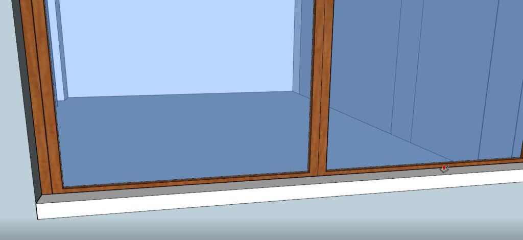 sketchup denizlik modelleme