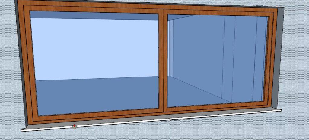sketchup denizlik tasarımı