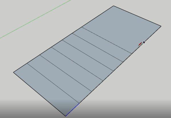 Sketchup Merdiven Çizimi Nasıl Yapılır
