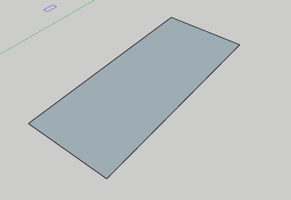 Sketchup Merdiven Çizimi Nasıl Yapılmalı