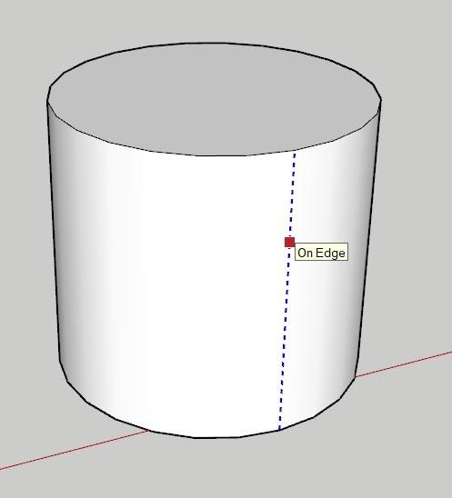 sketchup move komutu ile silindir yarı çap değiştirme