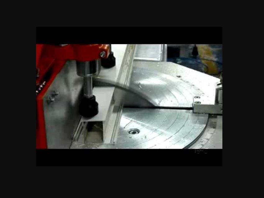 Alüminyum Kesim makinesi